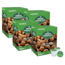 Green Mountain Coffee Hazelnut Coffee Single