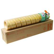 Ricoh 888309 High Yield Yellow Toner