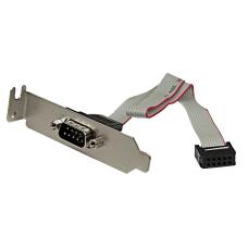 StarTechcom 9 Pin Serial Male to