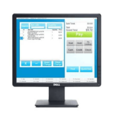 Dell E1715S 17 LED HD LCD
