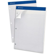 Ampad Double Sheet Writing Pads Letter