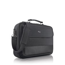 Solo Classic Briefcase For 156 Laptops