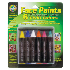 Crafty Dab Jumbo Crayon Face Paint