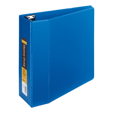 INPLACE Heavy Duty Reference Binder 4