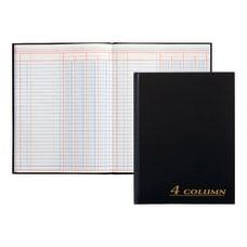 Adams 4 Column Account Book 9