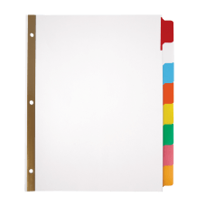 Office Depot Brand Write On Dividers
