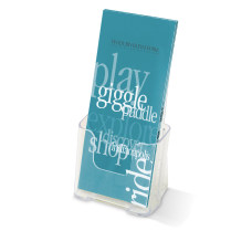 Office Depot Brand LiteratureLeaflet Holder Pack