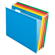 Office Depot Brand Hanging Folders Letter
