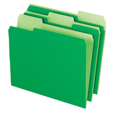 Office Depot Brand File Folders Letter