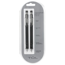 TUL Mechanical Pencils 05 mm Black