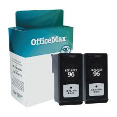 Office Depot Brand Remanufactured Black Ink