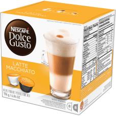 Nescafe Dolce Gusto Caramel Latte Coffee