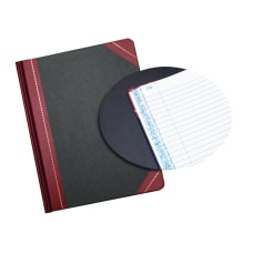 Adams Record Book Record Ruled 9