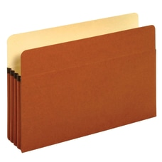 OfficeMax Redrope File Pockets 3 12