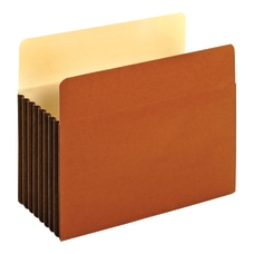 Office Depot Brand File Pockets With