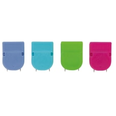 OfficeMax Brand Fabric Panel Wall Clips