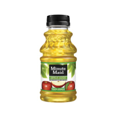 Minute Maid Juice Apple 10 Oz
