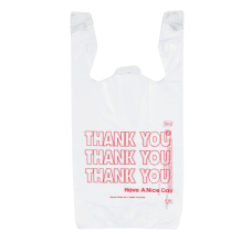 Inteplast Hilex Poly Thank You Bags