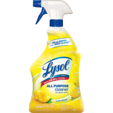 Lysol All Purpose Cleaner Lemon Scent