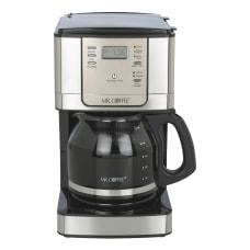 Mr Coffee 12 Cup Programmable Coffeemaker