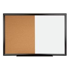 Office Depot CorkDry Erase Board CorkboardSteel