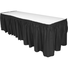 Genuine Joe Nonwoven Table Skirts 14
