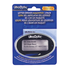 Ultra Optix Letter Opener Magnifiers Pack