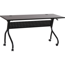 Lorell Flip Top Training Table 60