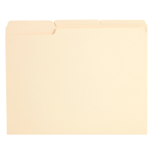 Office Depot Brand Reinforced File Folders