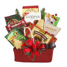 Givens Seasons Snackings Gift Basket