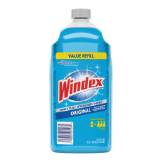 Diversey Windex Original Glass Cleaner Refill