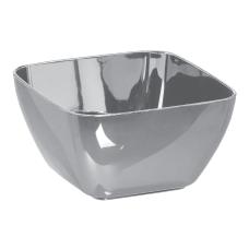 Amscan Mini Plastic Bowls Silver 30