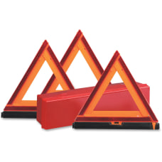 Sate Lite Emergency Warning Triangles