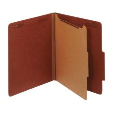 Office Depot Brand Classification Folders 1