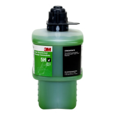 3M 5H Quat Disinfectant Cleaner Concentrate