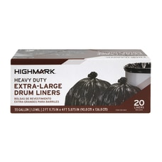 Highmark Heavy Duty Extra Large Drum