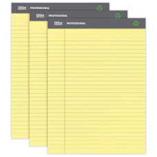 Office Depot Brand Perforated Pads 8