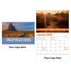 Inspirational Thought Wall Calendar