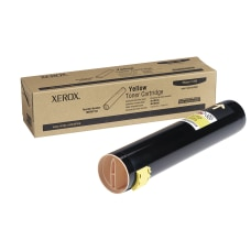 Xerox 106R01162 Yellow Laser Toner