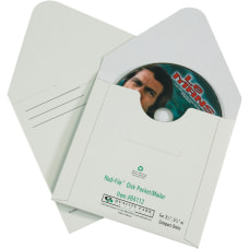 Partners Brand Fiberboard CD Mailers 5