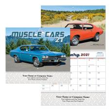Muscle Car Wall Calendar