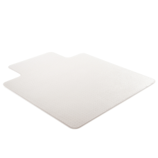 Realspace Medium Pile Chair Mat With
