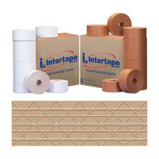 Intertape Kraft Carton Master Reinforced Tape