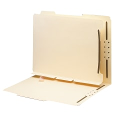 Smead Self Adhesive Folder Dividers With