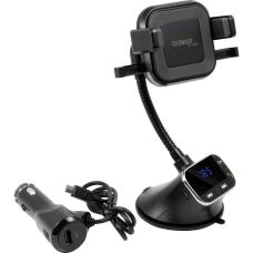 Technaxx FMT1200BT FM transmitter power adapter