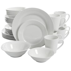 Gibson Home Noble Court 30 Piece