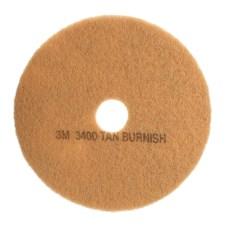 3M 3400 Burnish Floor Pads 24