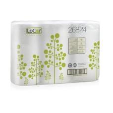 LoCor 2 Ply Toilet Paper 1500