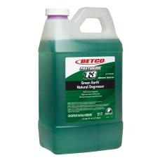Betco Green Earth Natural Degreaser 2