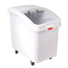 Rubbermaid Ingredient Bin 124 Quarts White